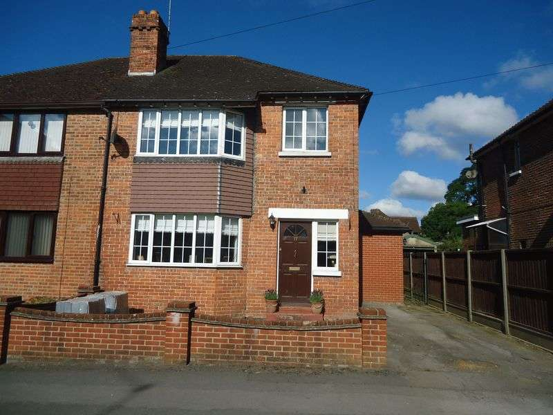 3 Bedrooms Semi Detached House for sale in Westborn Road, Fareham, PO16