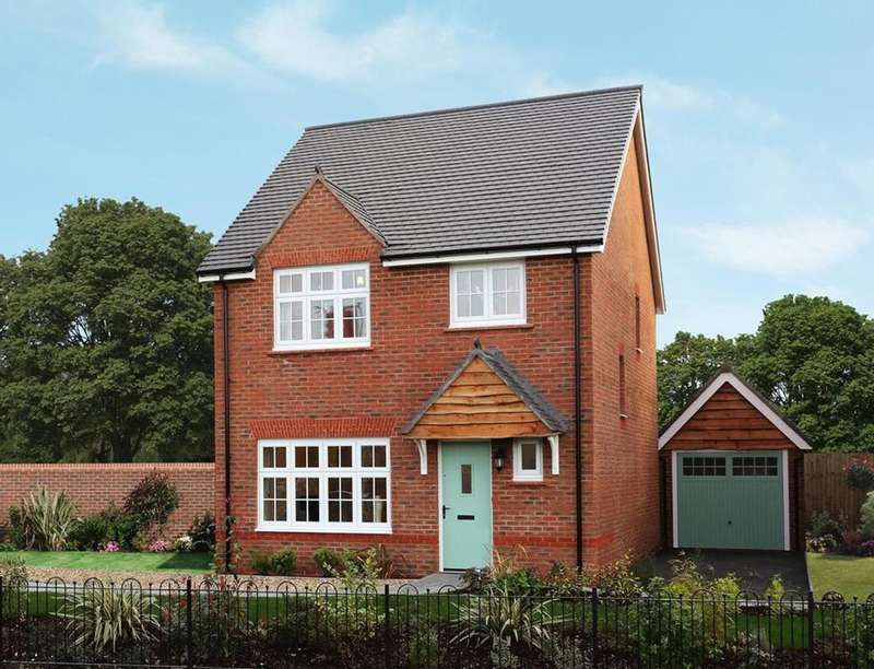4 Bedrooms Detached House for sale in The Stratford Goudhurst Road, Marden, Tonbridge, TN12