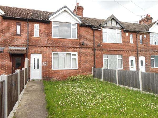 3 Bedrooms Terraced House for sale in Katherine Road, Thurcroft, Rotherham