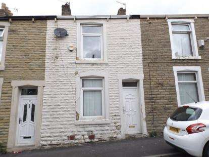 2 Bedrooms Terraced House for sale in Water Street, Peel Park, Accrington, Lancashire