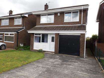 3 Bedrooms Detached House for sale in Roxby Close, Worsley, Manchester, Greater Manchester