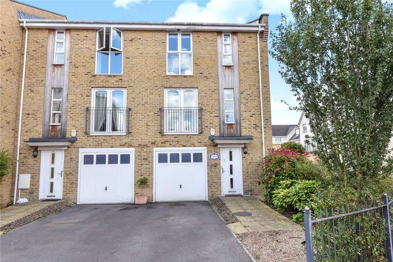 5 Bedrooms End Of Terrace House for sale in Kingsquarter, Maidenhead, Berkshire, SL6