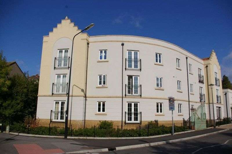 2 Bedrooms Flat for sale in Gateway Terrace, Portishead