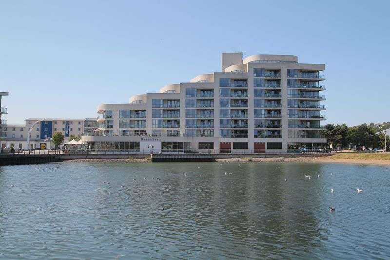 1 Bedroom Flat for sale in Harbour Road, Portishead
