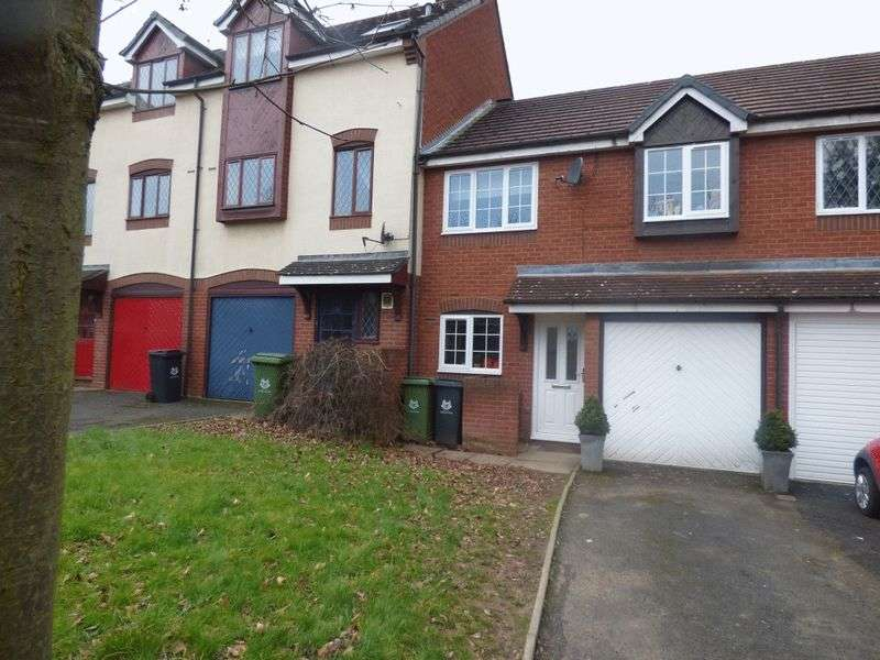 3 Bedrooms Terraced House for sale in Lyppard Woodgreen, Worcester