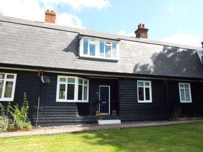 3 Bedrooms Terraced House for sale in Wickham Bishops, Essex