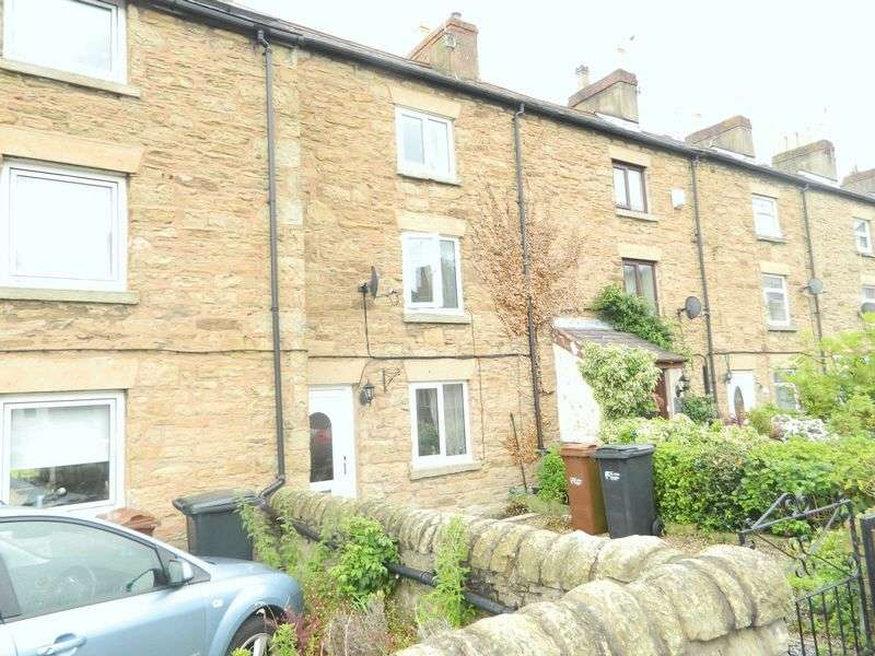 2 Bedrooms Terraced House for sale in Main Road, Ffynnongroyw