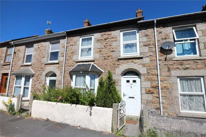 3 Bedrooms Terraced House for sale in Redbrooke Road, Camborne, Cornwall