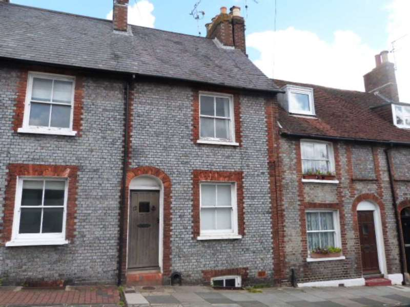 2 Bedrooms Terraced House for sale in Little East Street, Lewes