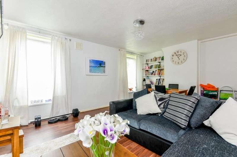 2 Bedrooms Flat for sale in Turnham Road, Brockley, SE4
