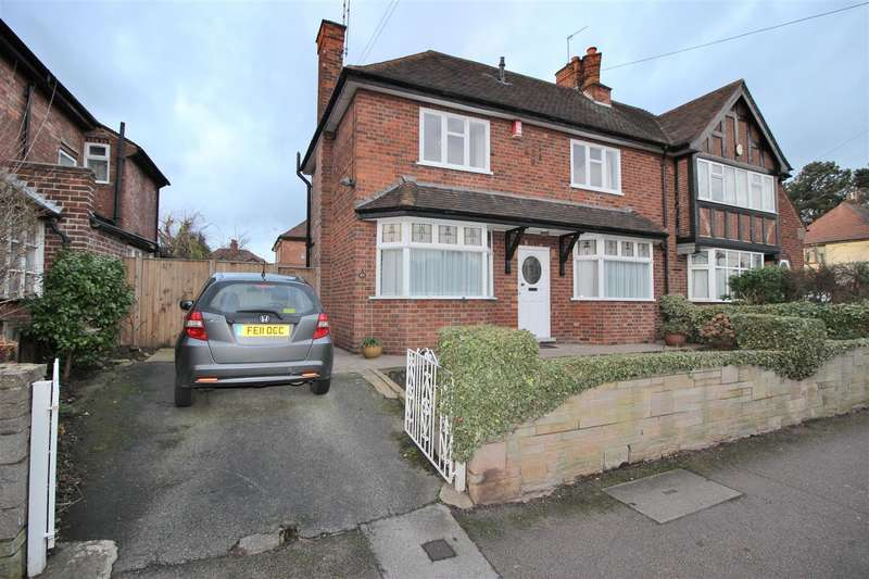 3 Bedrooms Property for sale in Abbey Road, Beeston, Nottingham