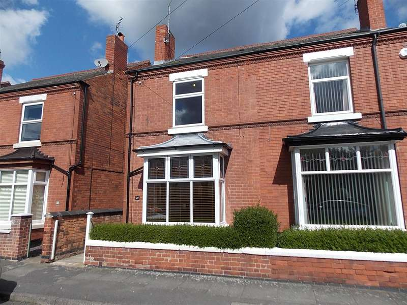 3 Bedrooms Property for sale in York Road, Long Eaton