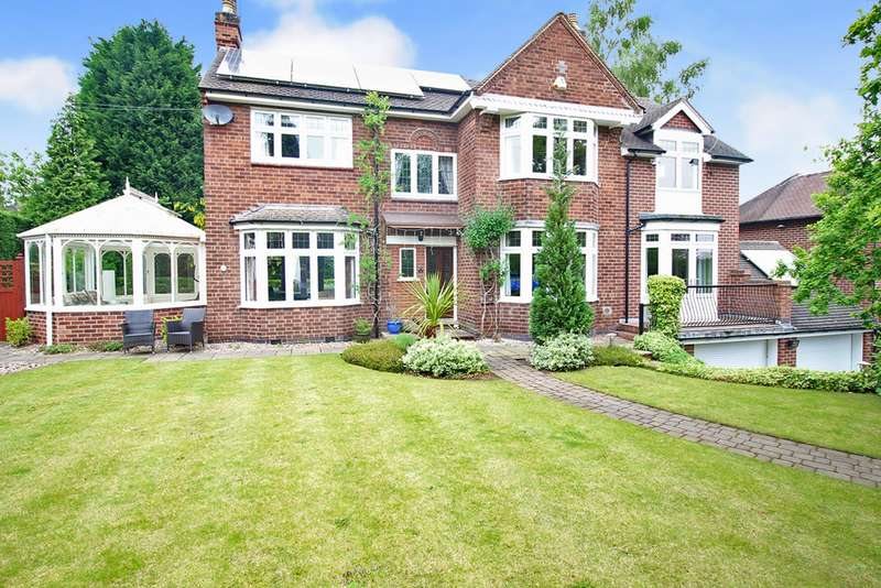 5 Bedrooms Property for sale in Beeston Fields Drive, Beeston