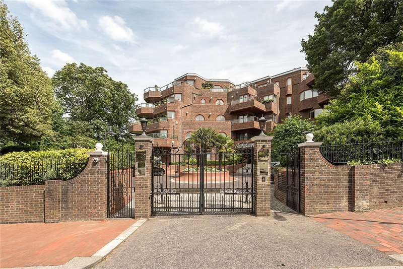 5 Bedrooms Flat for sale in Templewood Avenue, Hampstead, London, NW3