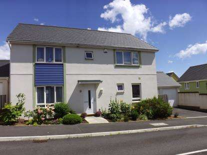 4 Bedrooms Detached House for sale in Dawlish Warren, Dawlish, Devon
