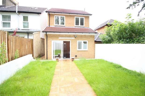 2 Bedrooms Detached House for sale in Cambridge Road, Anerley, London