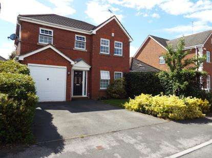 4 Bedrooms Detached House for sale in Brendan Close, Coleshill, Birmingham, Warwickshire