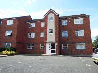 2 Bedrooms Flat for sale in Waterfront Way, Walsall, West Midlands