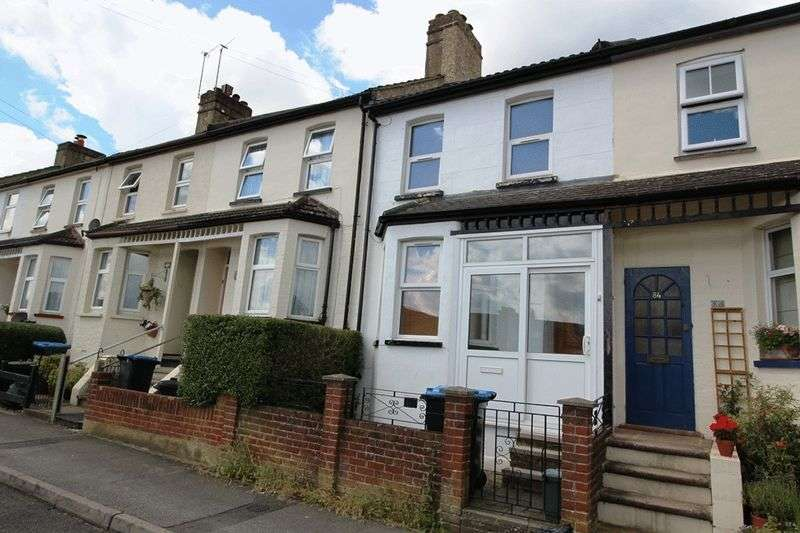 3 Bedrooms Terraced House for sale in CROMWELL ROAD, CATERHAM ON THE HILL