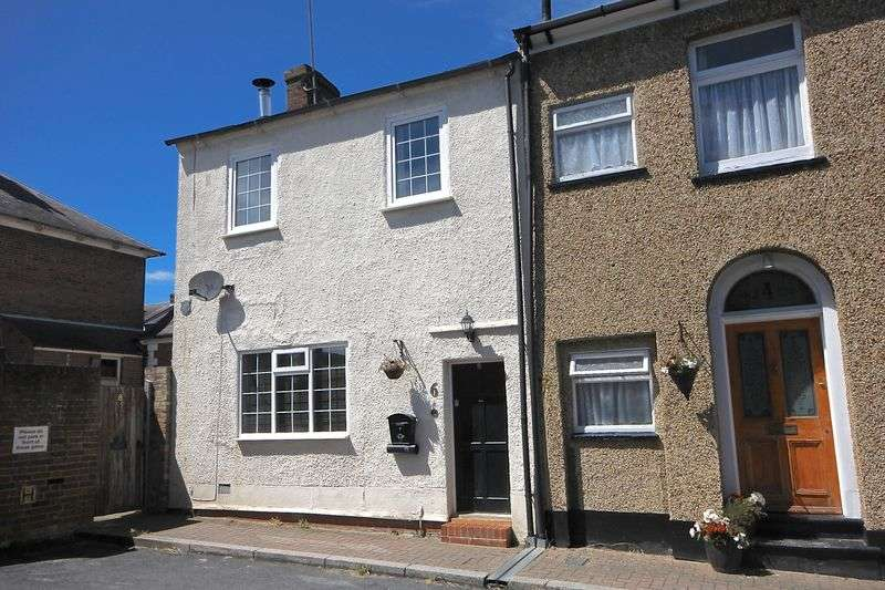 3 Bedrooms Semi Detached House for sale in Albert Street, Markyate