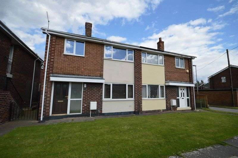3 Bedrooms Semi Detached House for sale in Cedar Court, Castleford