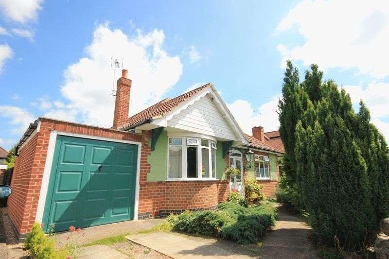 3 Bedrooms Detached Bungalow for sale in Cavendish Avenue, Derby