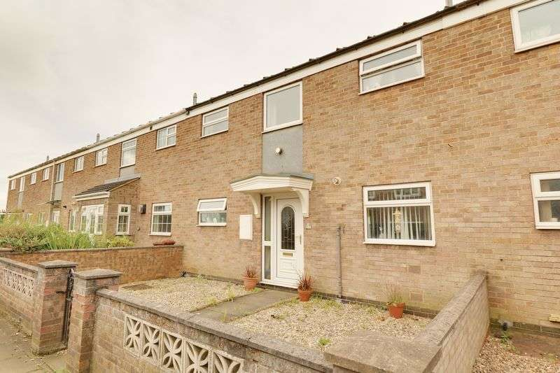 3 Bedrooms Terraced House for sale in Horstead Avenue, Brigg