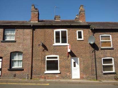 2 Bedrooms Terraced House for sale in Beech Lane, Macclesfield, Cheshire