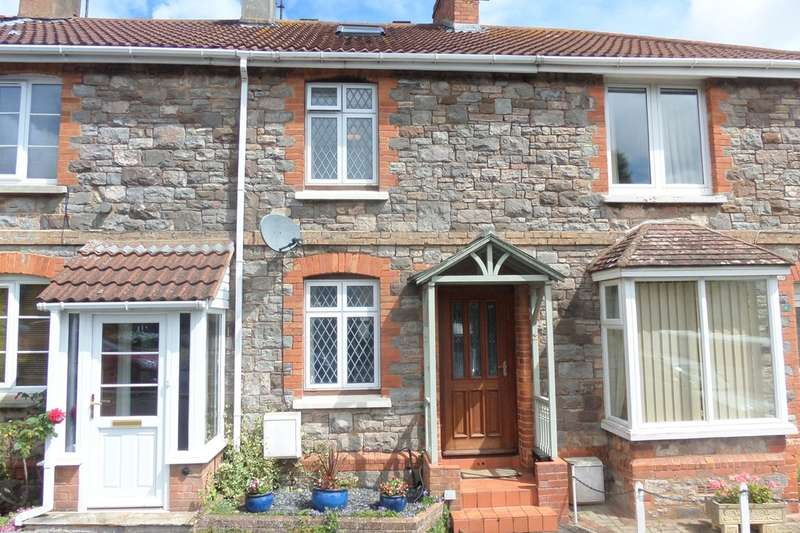 3 Bedrooms Terraced House for sale in Berry Cottage, Lower Duck Street, Exminster