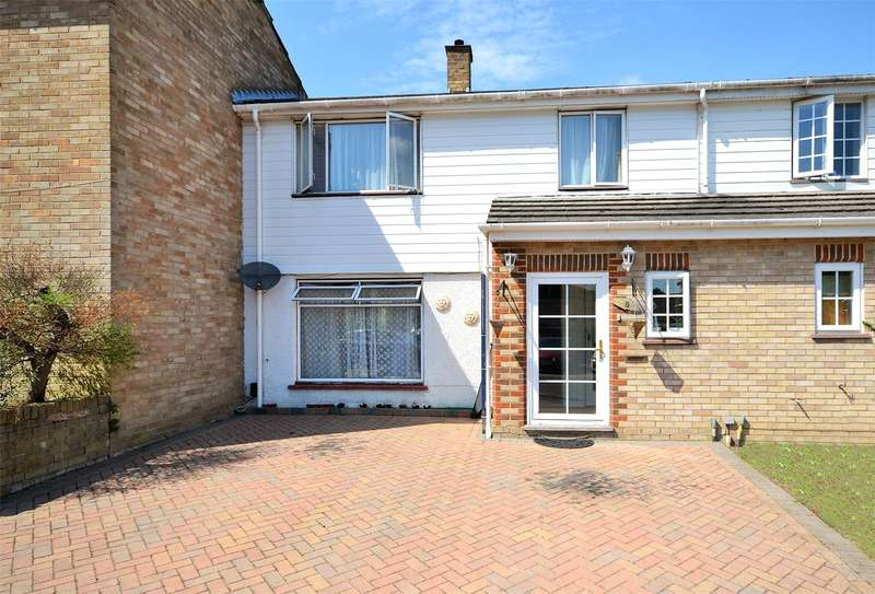 3 Bedrooms Terraced House for sale in Thornhill, Bracknell, Berkshire, RG12