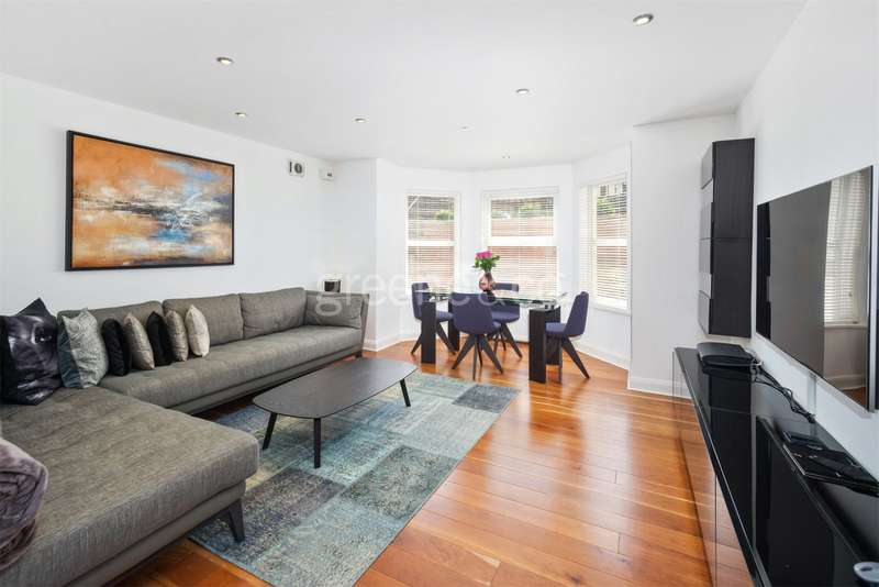 2 Bedrooms Flat for sale in Cavendish Road, Brondesbury, NW6