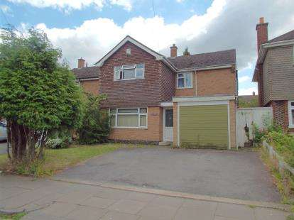 3 Bedrooms Detached House for sale in Asquith Boulevard, Leicester, Leicestershire