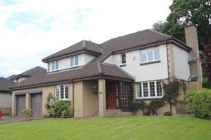 5 Bedrooms Detached House for sale in Laurelhill Gardens, Stirling