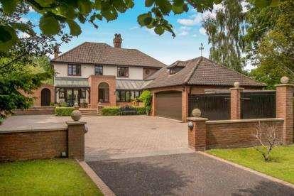 5 Bedrooms Detached House for sale in Wroxham, Norwich, Norfolk