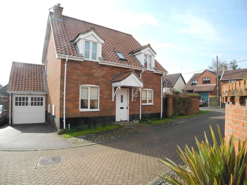4 Bedrooms Detached House for sale in Nethergate Street, Bungay