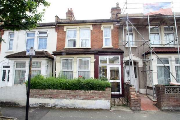 3 Bedrooms Terraced House for sale in Chesterford Road, Manor Park, London