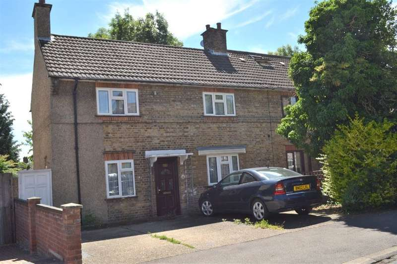 3 Bedrooms Semi Detached House for sale in Dell Road, Watford, Herts, WD24