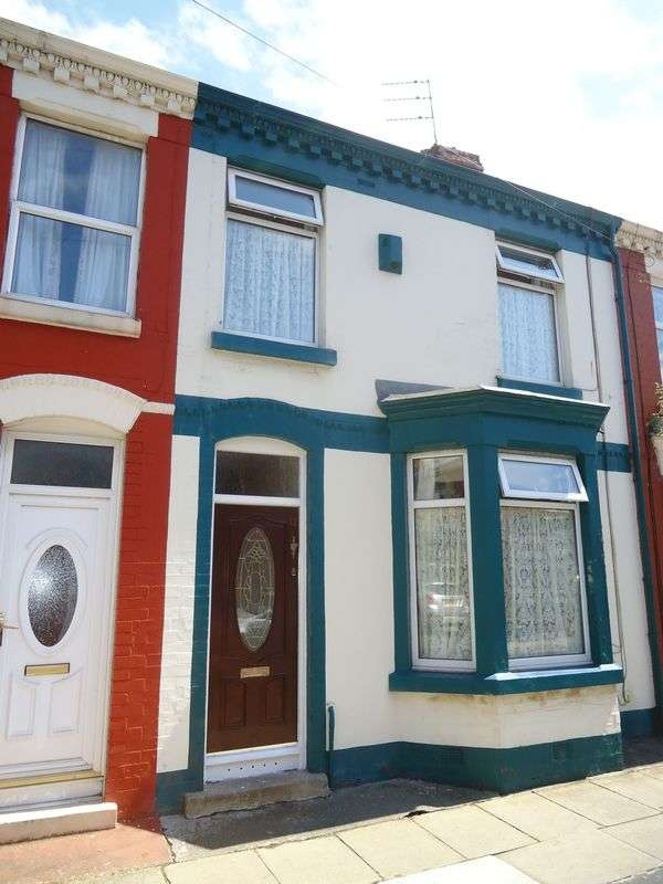 3 Bedrooms Terraced House for sale in Cretan Road, Liverpool