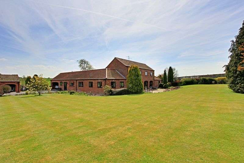 4 Bedrooms Detached House for sale in Main Street, Etton