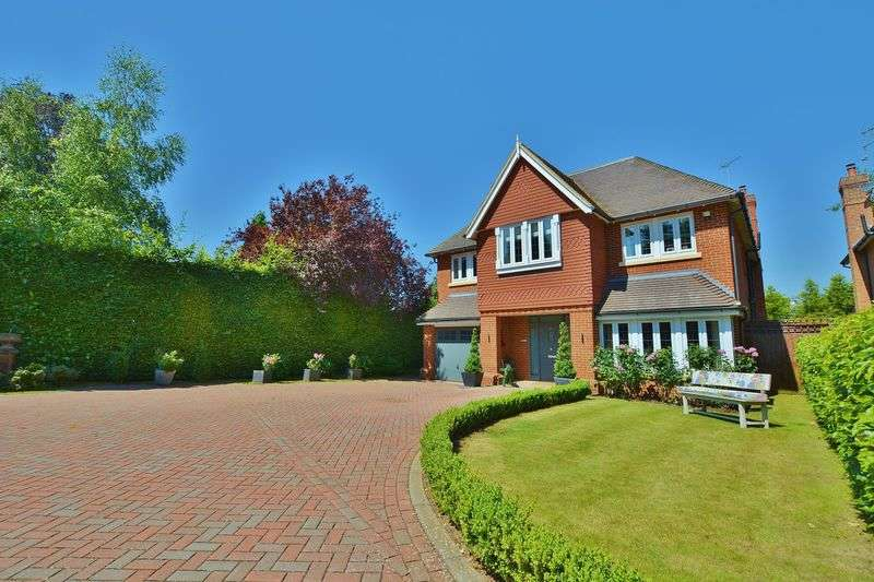 5 Bedrooms Detached House for sale in Brownswood Road, Beaconsfield