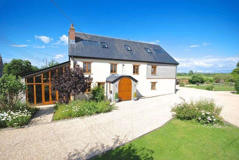 9 Bedrooms Detached House for sale in East Lydford - Between Castle Cary and Glastonbury