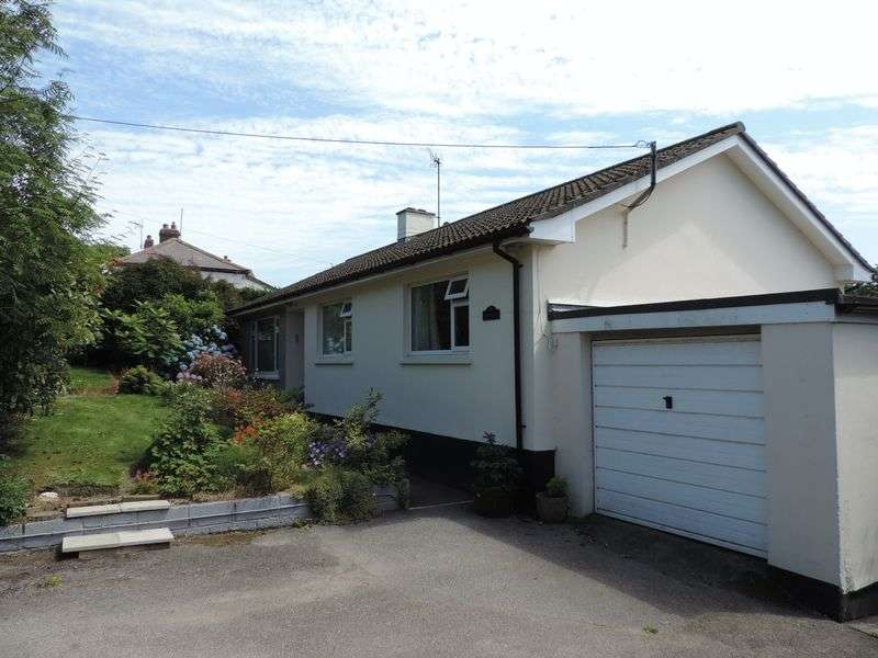 3 Bedrooms Detached Bungalow for sale in Perranwell Station, Truro
