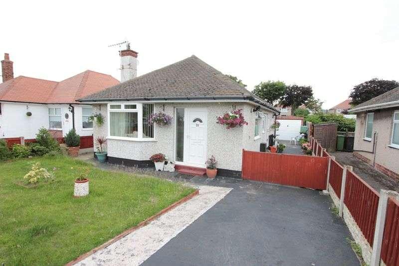 2 Bedrooms Detached Bungalow for sale in Trevor Road, Prestatyn