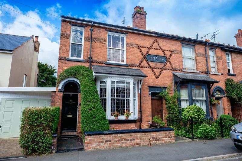 3 Bedrooms Semi Detached House for sale in Mancroft Road, Tettenhall, Wolverhampton