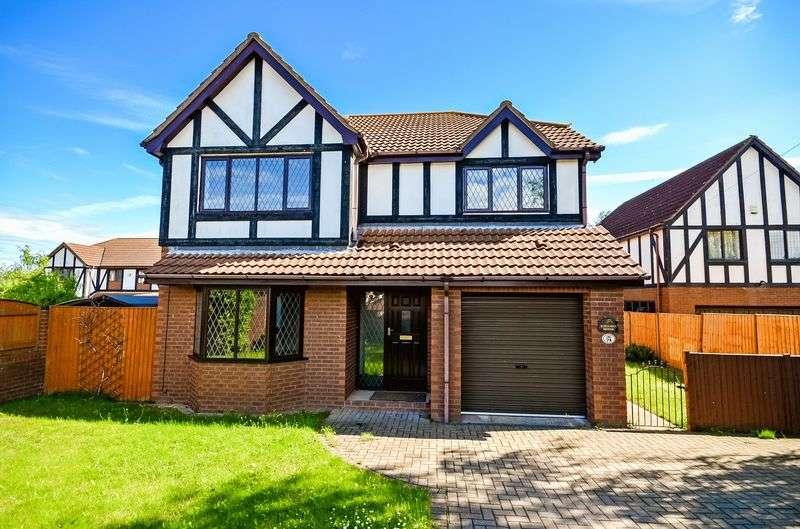 4 Bedrooms Detached House for sale in Sandtoft Road, Belton, Doncaster, DN9
