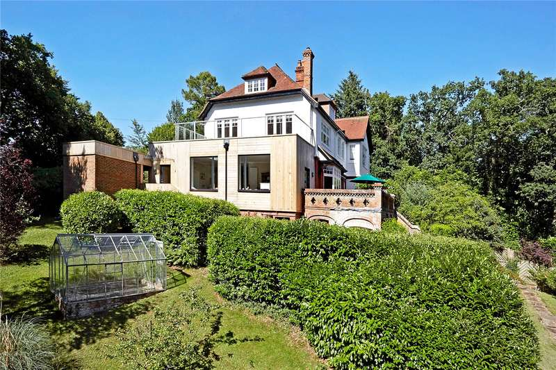 4 Bedrooms House for sale in Greenhill Road, Farnham, Surrey, GU9