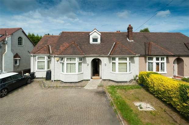6 Bedrooms Semi Detached Bungalow for sale in Goodmayes Lane, Ilford, Essex