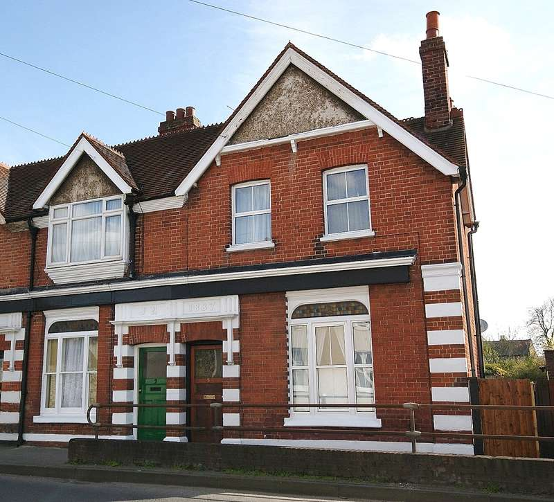 2 Bedrooms End Of Terrace House for sale in Albert Road, Old Windsor, SL4