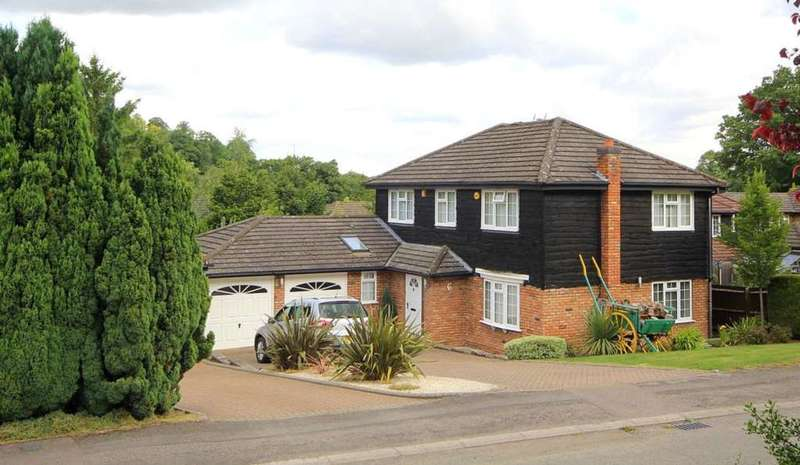 4 Bedrooms Detached House for sale in The Chestnuts, Beechwood Park
