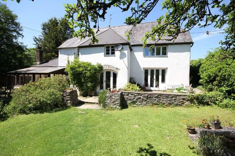 4 Bedrooms Detached House for sale in Dartington, Totnes